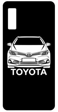 Capa de telemóvel com Toyota Auris