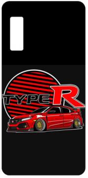 Capa de telemóvel com Type R