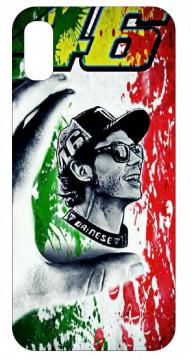 Capa de telemóvel com Valentino Rossi