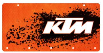 Chaveiro em Acrílico com KTM