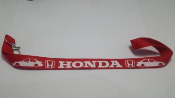 Fita Porta Chaves - Honda Civic EJ 4 portas