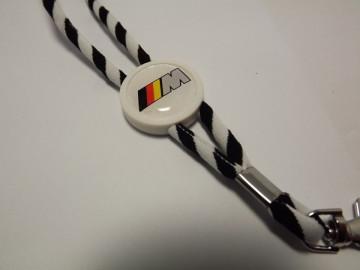Fita Porta Chaves (lanyard) Ajustável para BMW ///M