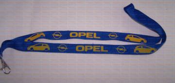Fita Porta Chaves - Opel Corsa D