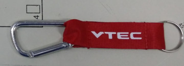 Fita Porta Chaves para Honda Vtec
