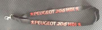 Fita Porta Chaves para PEUGEOT 206 HDI
