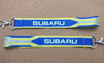 Fita Porta Chaves para Subaru