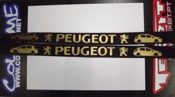 Fita Porta Chaves - Peugeot 308