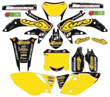 Kit Autocolantes Para Honda CRF 450x  05-15