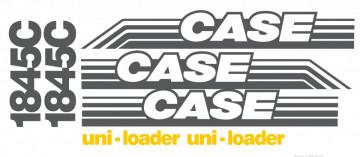 Kit de Autocolantes para CASE 1845C