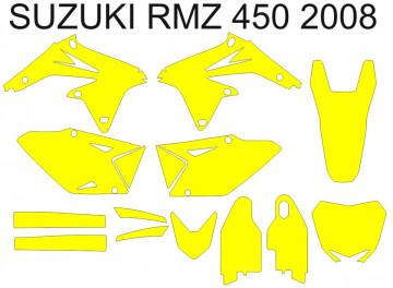 Molde - SUZUKI RMZ 450 2008