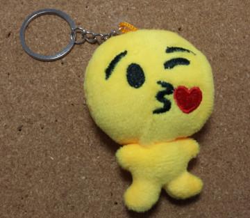 Porta Chaves - Emoji Beijo Apaixonado
