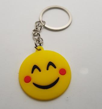Porta Chaves - Emoji Contente