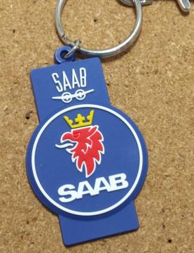 Porta Chaves para Saab