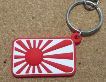 Porta Chaves para Sun Rising / Sol Nascente japão
