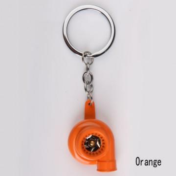 Porta Chaves - Turbo (funcional) - Laranja
