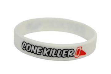 Pulseira- Drift Freak / Cone Killer Branco