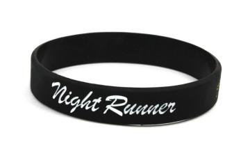 Pulseira para Night Runner Preto
