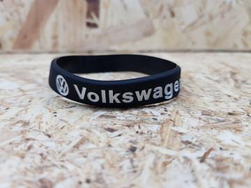 Pulseira para Volkswagen Preto