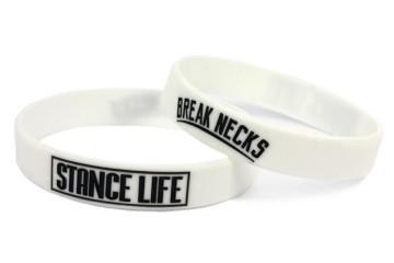 Pulseira- Stance Life Branco