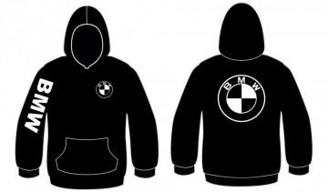 Sweatshirt com capuz - BMW