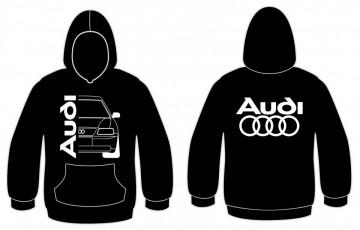 Sweatshirt com capuz para Audi A3