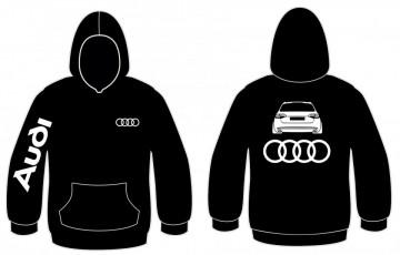 Sweatshirt com capuz para Audi A4 B8 Avant