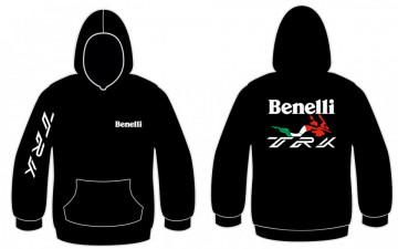 Sweatshirt com capuz para Benelli TRK