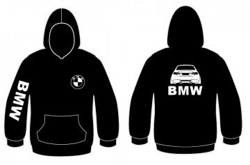 Sweatshirt com capuz para BMW E92 M3