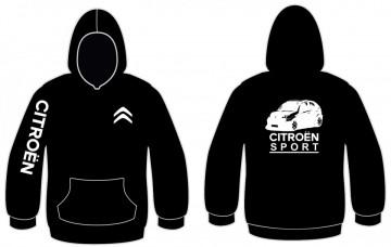 Sweatshirt com capuz para Citroen Sport - C3