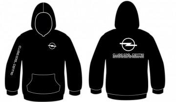 Sweatshirt com capuz para Clube Opel Centro