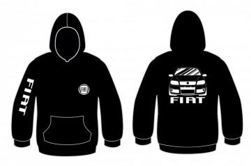 Sweatshirt com capuz para Fiat Punto MK2