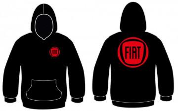 Sweatshirt com capuz para Fiat