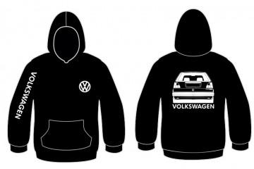 Sweatshirt com capuz para Golf 2 GTI