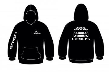 Sweatshirt com capuz para Lexus is200