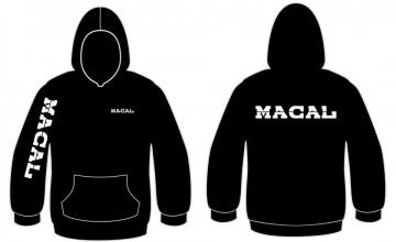 Sweatshirt com capuz para  Macal