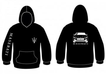 Sweatshirt com capuz para Maserati