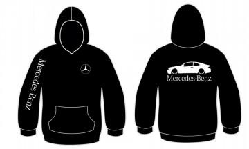 Sweatshirt com capuz para Mercedes-Benz CLK