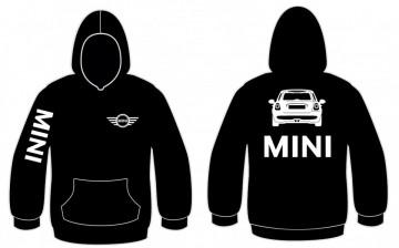 Sweatshirt com capuz para Mini Cooper S