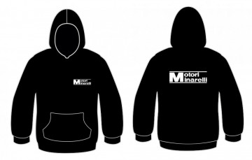 Sweatshirt com capuz para Motori Minarelli