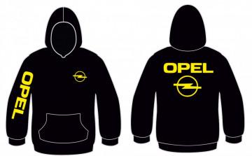 Sweatshirt com capuz para Opel