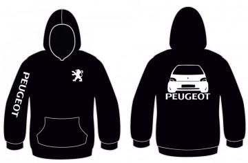 Sweatshirt com capuz para Peugeot 106 / xsi