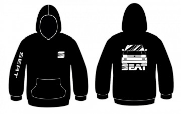 Sweatshirt com capuz para Seat Ibiza mk1