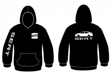 Sweatshirt com capuz para Seat Toledo MK4 Lateral