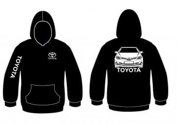 Sweatshirt com capuz para Toyota Auris