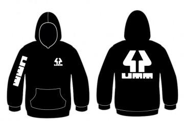 Sweatshirt com capuz para UMM
