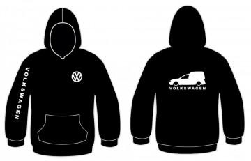 Sweatshirt com capuz para Volkswagen Caddy 2
