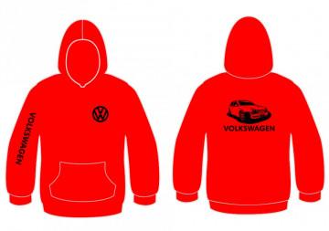 Sweatshirt com capuz para Volkswagen Golf 4