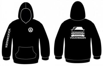 Sweatshirt com capuz para Volkswagen Golf III
