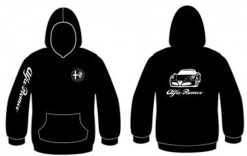 Sweatshirt para Alfa Romeu 4c