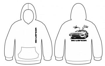 Sweatshirt para Delorean